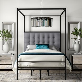 Greyleigh Billie Queen Canopy Bed