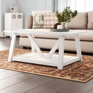 Dickens Coffee Table by Beachcrest Home