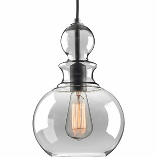 Find the perfect Brook 1-Light Globe Pendant By Gracie Oaks