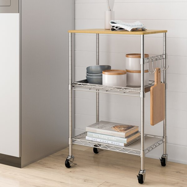 Heavy Duty Kitchen Cart | Wayfair