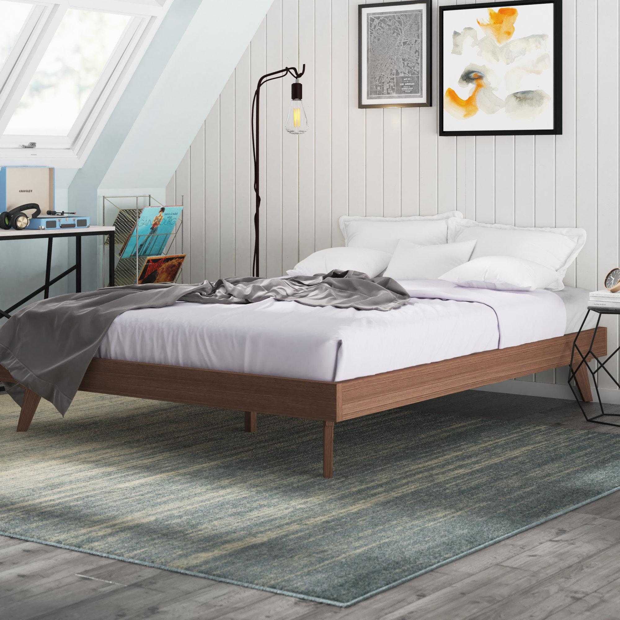 Trule Brunner Platform Bed