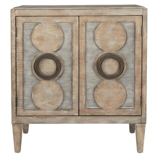 Meyerson 2 Door Accent Cabinet by Bungalow Rose