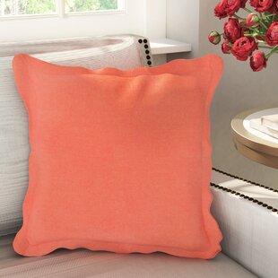 Anastagio Polyester Cotton Throw Pillow