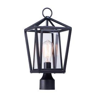 Kiernan 1-Light Lantern Head by Breakwater Bay
