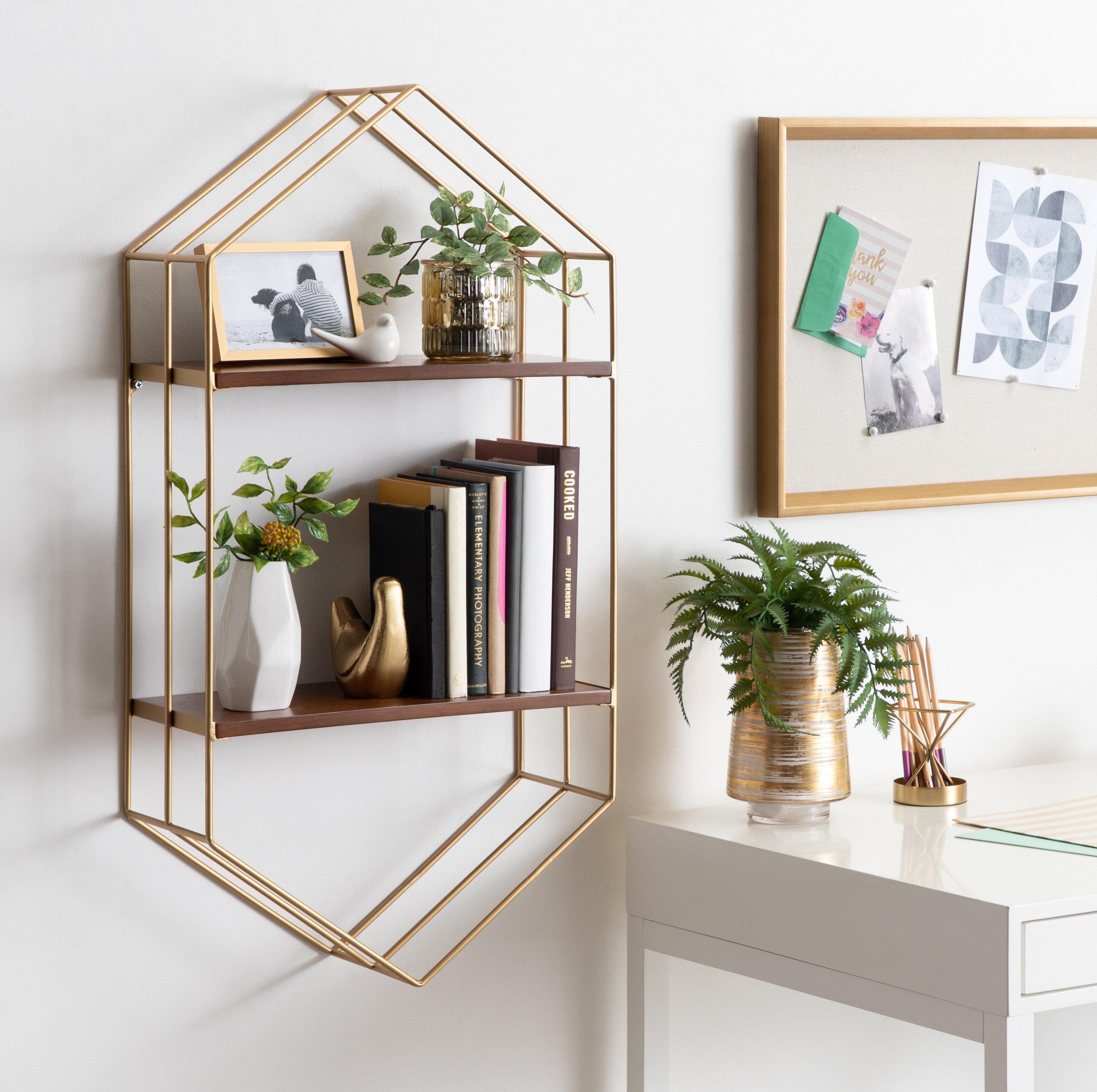 Wayfair Bedroom Wall Display Shelves You Ll Love In 2021