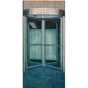 Revolving Door Single Curtain Panel