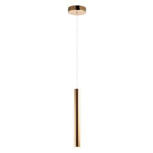 Eatman 1-Light LED Cylinde..