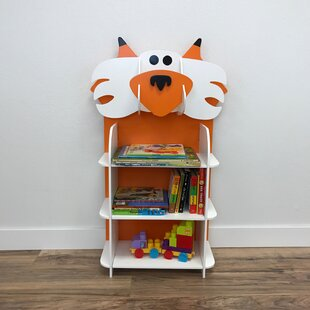 Best Hibbitts Friendly Fox Toddler 38 Bookcase by Zoomie Kids Reviews (2019) & Buyer's Guide