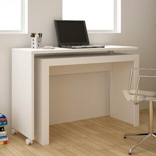 Ebern Designs Althea L-Shaped Writing Desk