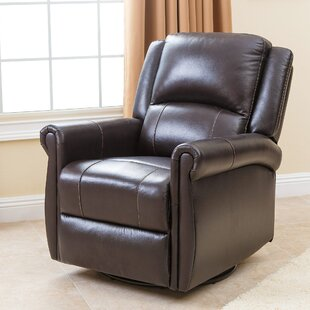 Darby Home Co Swivel Reclining Glider
