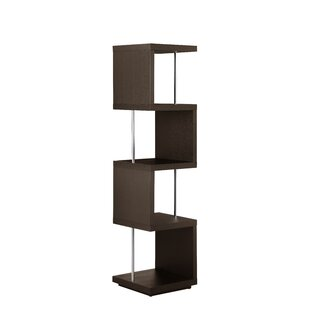 Wendell Geometric Bookcase by Wade Logan