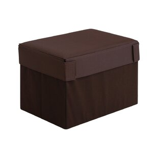 Oxford Storage Ottoman by Furinno