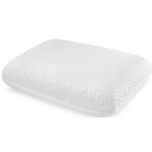Sharper Image Conventional Gel Memory Foam Pillow