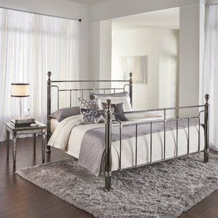 Chittening Panel Bed by House of Hampton