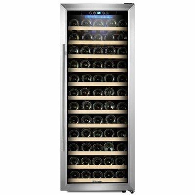 80 Bottle Single Zone Freestanding Wine Cooler Kalamera