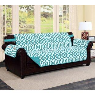 Tori Box Cushion Sofa Slip..