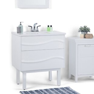 Savings Marlowe 31 Single Bathroom Vanity By Simpli Home