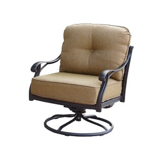 Lincolnville Patio Chair with Cushion