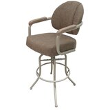 Alima Swivel Counter & Bar Stool by 17 Stories