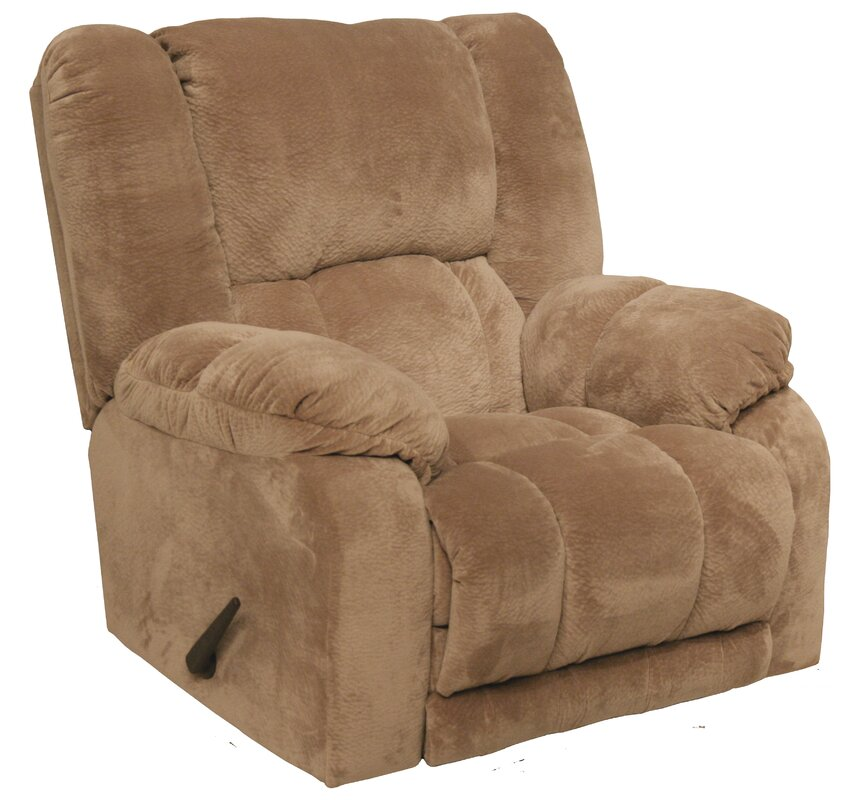 Hogan  Inch Away  Manual Wall Hugger Recliner  sc 1 st  Wayfair & Catnapper Hogan