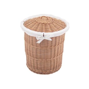 Laundry Basket By August Grove
