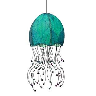 Eangee Home Design Jellyfish Hanging 1-Light Novelty Pendant