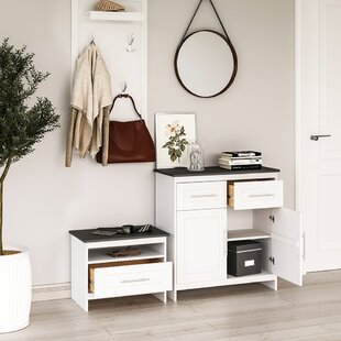 Luxora 2 Drawer Combi Chest By Brayden Studio