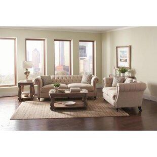 Tallulah 2 Piece Living Room Set by One Allium Way
