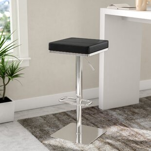 Critchfield Adjustable Height Swivel Bar Stool