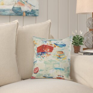 Grovetown Outdoor Cushion Cover By Beachcrest Home