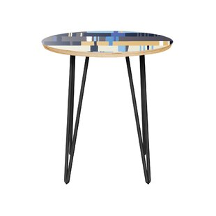 Jacksonburg End Table by Brayden Studio