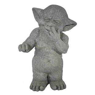 Troll Statue By Happy Larry
