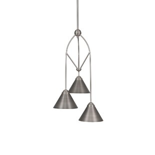 Red Barrel Studio Randle 3-Light Pendant
