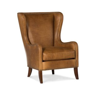 Aurora Wingback Chair by Bradington-Young