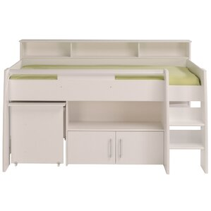 Swan Midsleeper Twin Standard Bed by Parisot