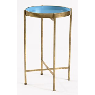 InnerSpace Luxury Products Gild Pop Up Tray Table