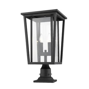 Cahoon 2-Light Pier Mount Light by Darby Home Co