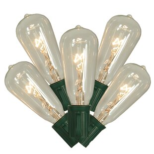 Vickerman 10 Edison Christmas Light