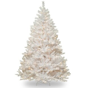 White 6 5 Fir Artificial Christmas Tree