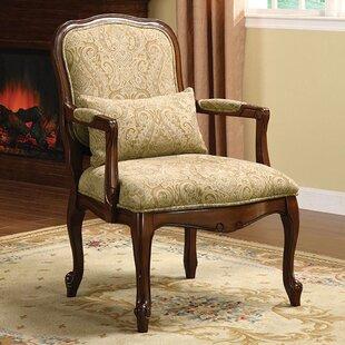 Astoria Grand Bechtel Traditional Accent Armchair