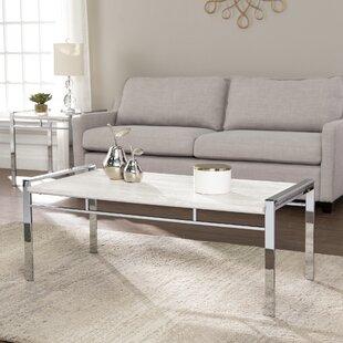 Orren Ellis Triston 2 Piece Coffee Table Set