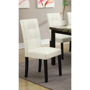 Winston Porter Pauling Upholstered Dining Chair (Set of 2)