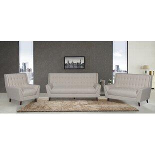 Susan Living Room Set by Wrought Studio™
