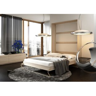 Dicus Vertical Murphy Bed with Mattress