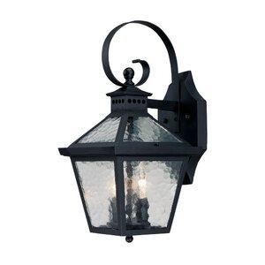 Britton 2-Light Outdoor Wall Lantern