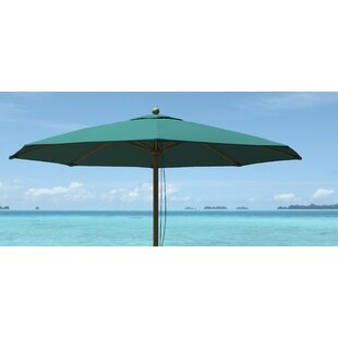 Royal Teak by Lanza Products .75' Market Umbrella