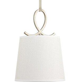Alcott Hill Harriss 1-Light Cone Pendant