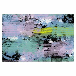 'Watercolor Texture' Doormat