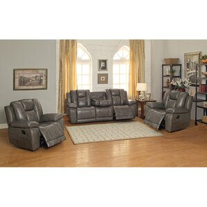 Fleetwood 3 Piece Living Room Set by Coja