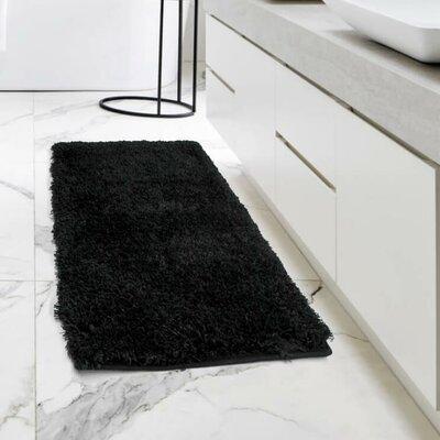 Black Amp White Bath Rugs Amp Mats You Ll Love In 2019 Wayfair